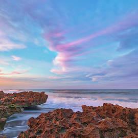 Jupiter Island Sunset by Juergen Roth