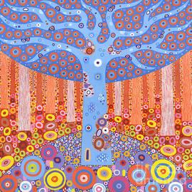 Kaleidoforest by David Newton