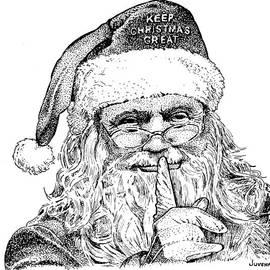Keep Christmas Great by Joseph Juvenal