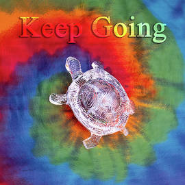 Keep Going by Sharon Popek