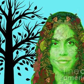 Keeper Of Autumn by Diamante Lavendar