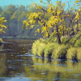 Kettle River Reflections by Rick Hansen