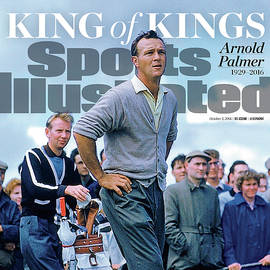 King Of Kings Arnold Palmer, 1929 - 2016 Sports Illustrated Cover