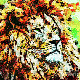 King Of The Pride by Tina LeCour