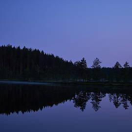 Kirkas Soljanen by night by Jouko Lehto