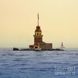 The Maiden's Tower by DiFigiano Photography