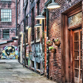 Knoxville Alleyway