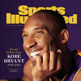 Kobe Bryant 1978 - 2020 Special Tribute Issue Sports Illustrated Cover
