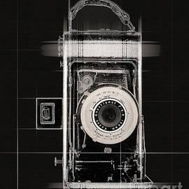 Kodak No.1 Diomatic  Bw by Anthony Ellis