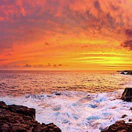 Kona Sorbet Sunset by Jason Chu