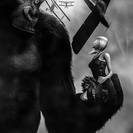 Kong by Bob Orsillo