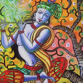 Krishna And Radha by Asp Arts