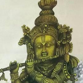 Krishnsa by Madhusudan V