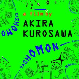 Kurosawa Rashomon Japan  1950 by Paul Sutcliffe