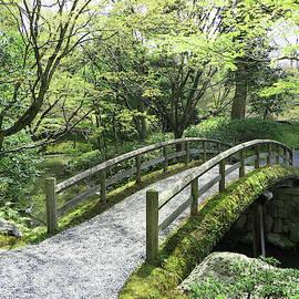 Kyoto Bridge by Jane Loomis