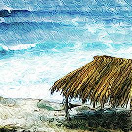 La Jolla Surf Hut by Scott Campbell