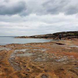La Perouse Shore Walk by Miroslava Jurcik