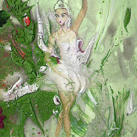 La Petite Ballerine by Miki De Goodaboom