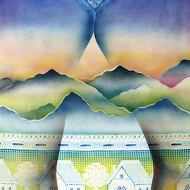Lace, Land, Passion - 1030 by Panos Pliassas