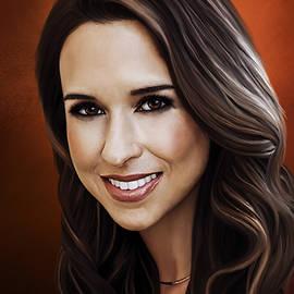 Lacey Chabert - Portrait by Jordan Blackstone
