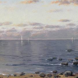 Lake Superior Evening by Rick Hansen