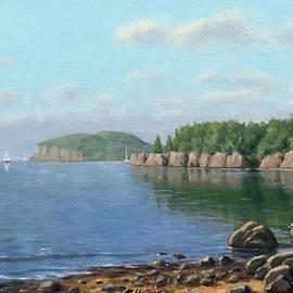 Lake Superior by Rick Hansen
