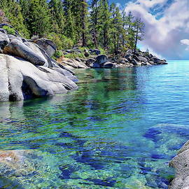 Lake Tahoe by Anthony Dezenzio
