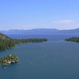 Richard Krebs - Lake Tahoe - Emerald Bay