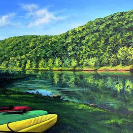 Lake View by Steph Moraca