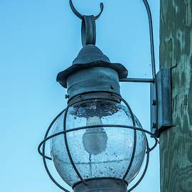 Ralph Staples - Lamp on a Pole