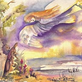 Land Angel by Christiane Behrmann