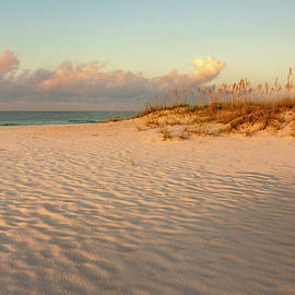 Langdon Beach Sunrise 9 - Pensacola Beach Florida by Brian Harig