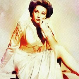 John Springfield - Laraine Day, Vintage Actress