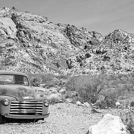 Last Gasp In The Desert by Edward Fielding