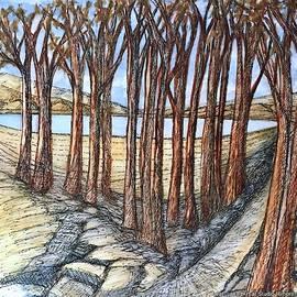Last Leaves by Studio Rimonim