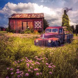 Late Summerfields by Debra and Dave Vanderlaan