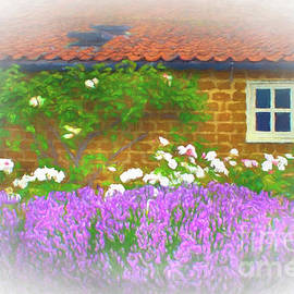 Lavender Cottage by Linsey Williams