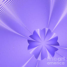 Lavender Flower for Mom by Iustina