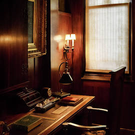 Lawyer - An Elegant Study by Mike Savad