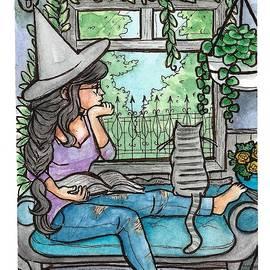 Lazy Afternoon by Delanie Rio