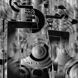 Le Parfum Moderne Art Deco Perfume by Cecely Bloom