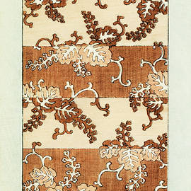 Leaves - Japanese traditional pattern design