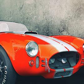 Legendary Shelby Cobra  by Iryna Goodall