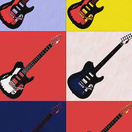 Lichtenstein Guitars by Dan Sproul