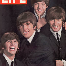 Life Magazine Cover August 28, 1964 by John Dominis