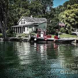 Life On The Seneca River by William Norton