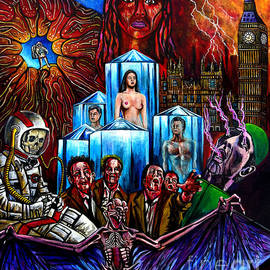 Lifeforce  by Jose Mendez