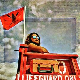 Lifeguard Stellar by Alice Gipson