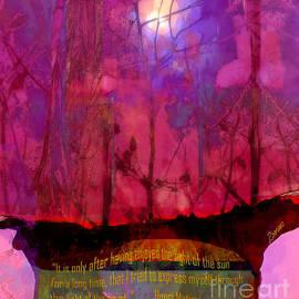 Light of Spirit Matisse by Zsanan Studio
