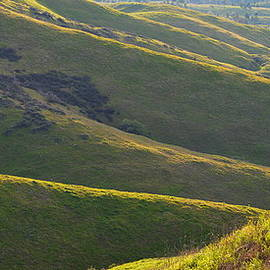 Light On Crafton Hills by Glenn McCarthy Art and Photography